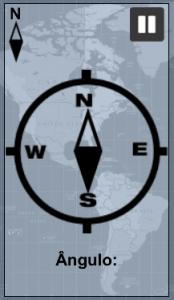 bússola compass construct2