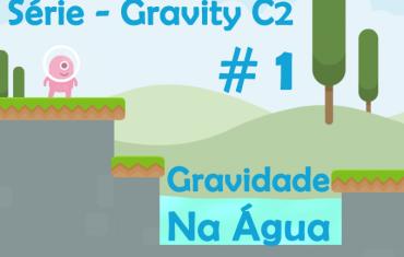 Capa como usar gravidade em água no construct 2