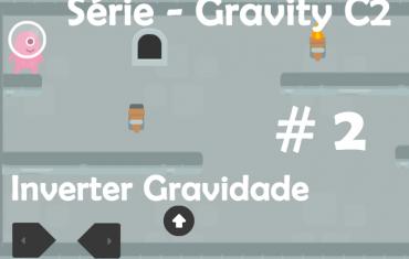 como inverter gravidade em games construct