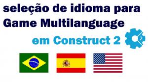 Sistema de seleção de idioma - multilanguage