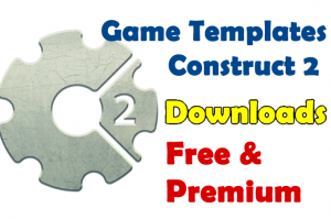 game templates construct 2
